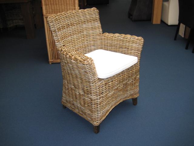 rotan eetkamerstoel - Lloyd loom stoelen en rotan rieten meubelen ...